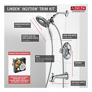 linden in2ition 1-handle instructions