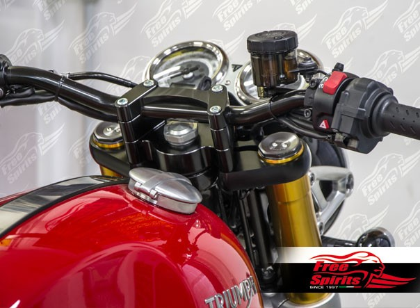 replace brake lines thruxton 1200 instructions