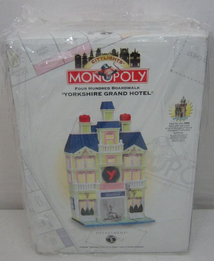 instructions on how to play monopoly city