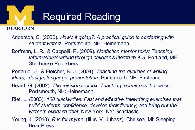 a guide to effective instruction in reading 2003