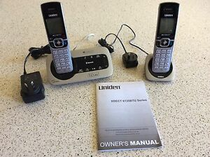 instructions for uniden cordless phones