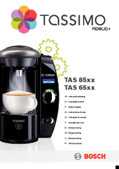 instructions on how to use tassimo coffee machine